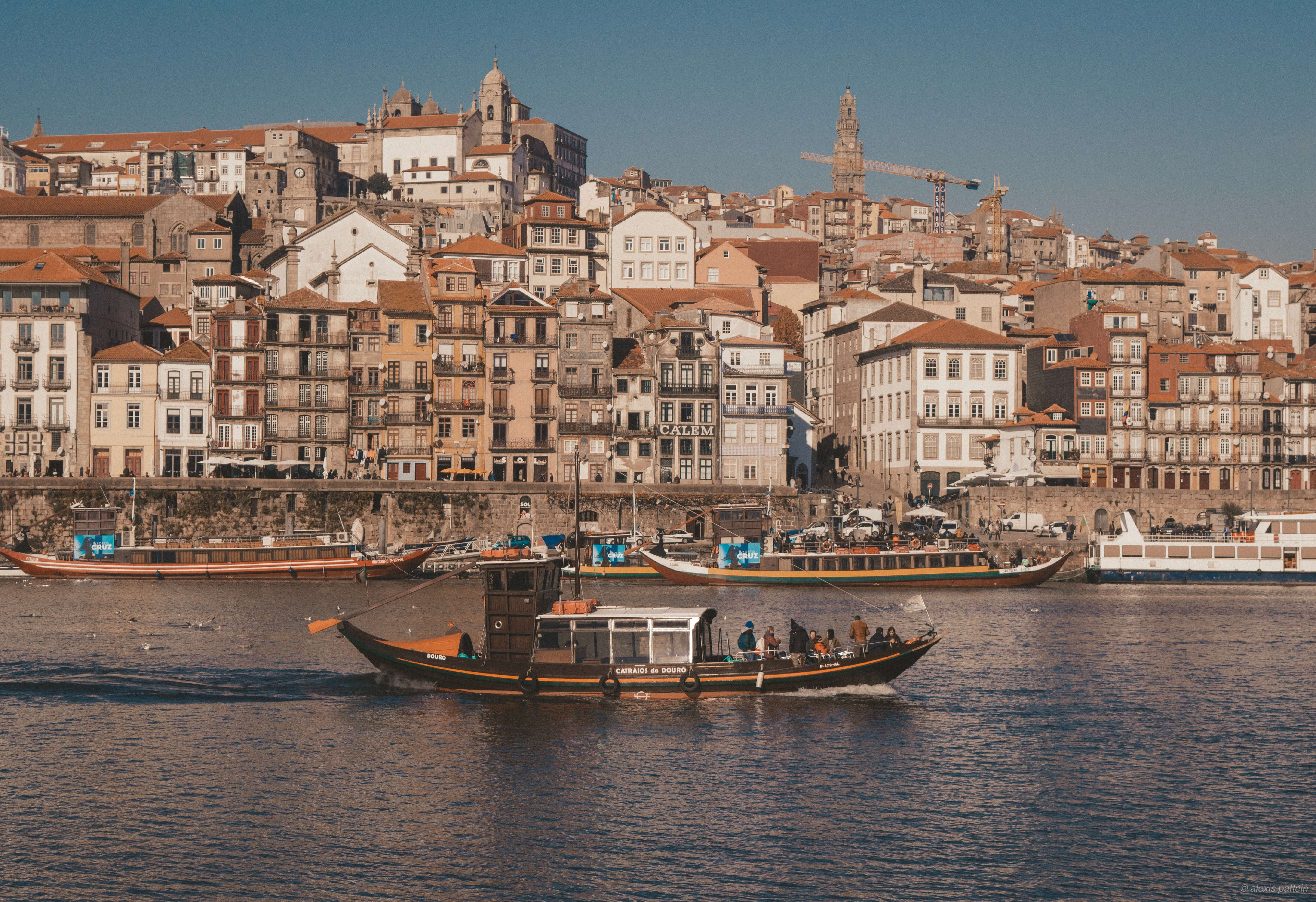 Porto : un week end d'évasion au Portugal