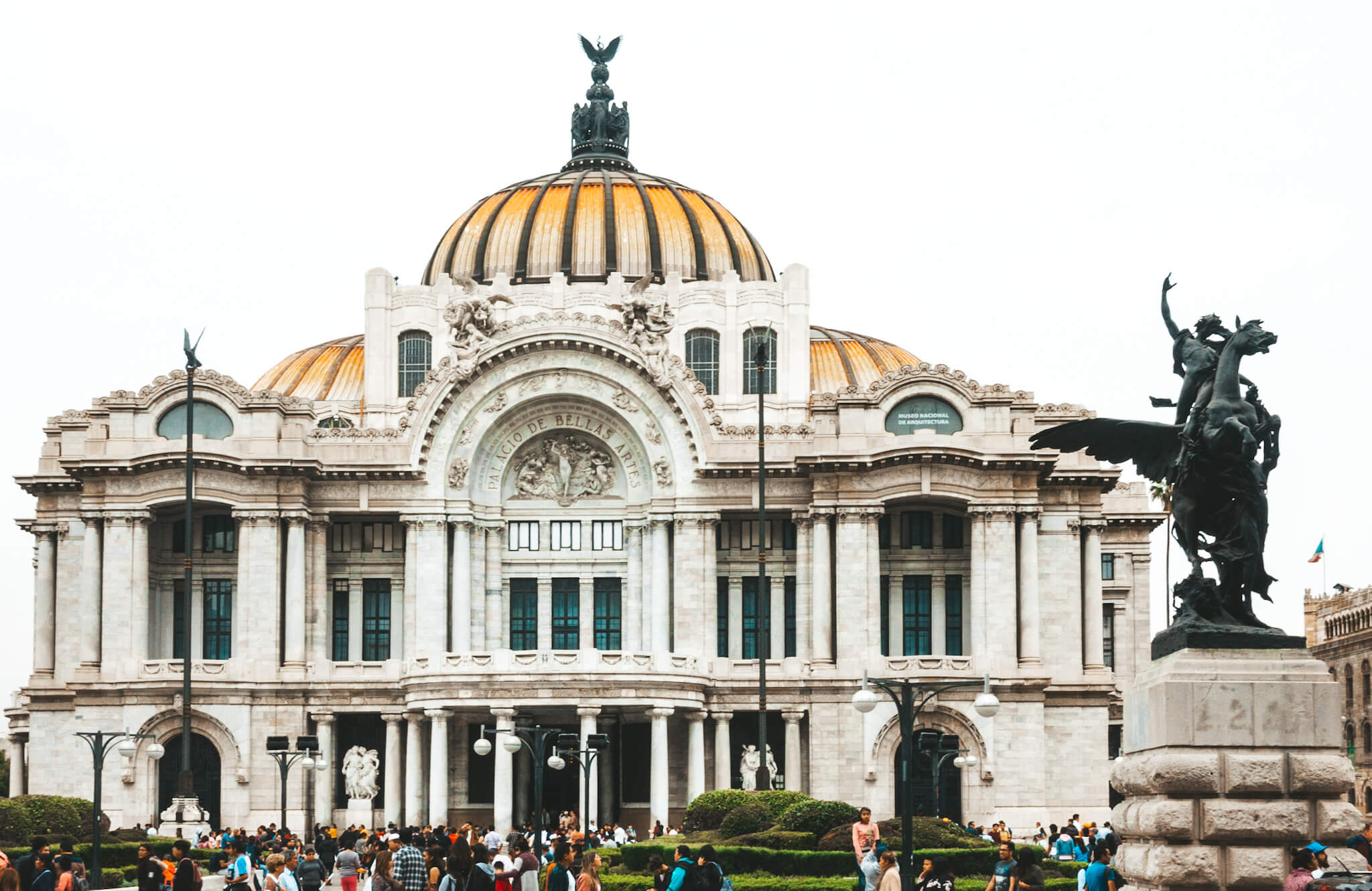 Bellas Artes Que faire à Mexico City