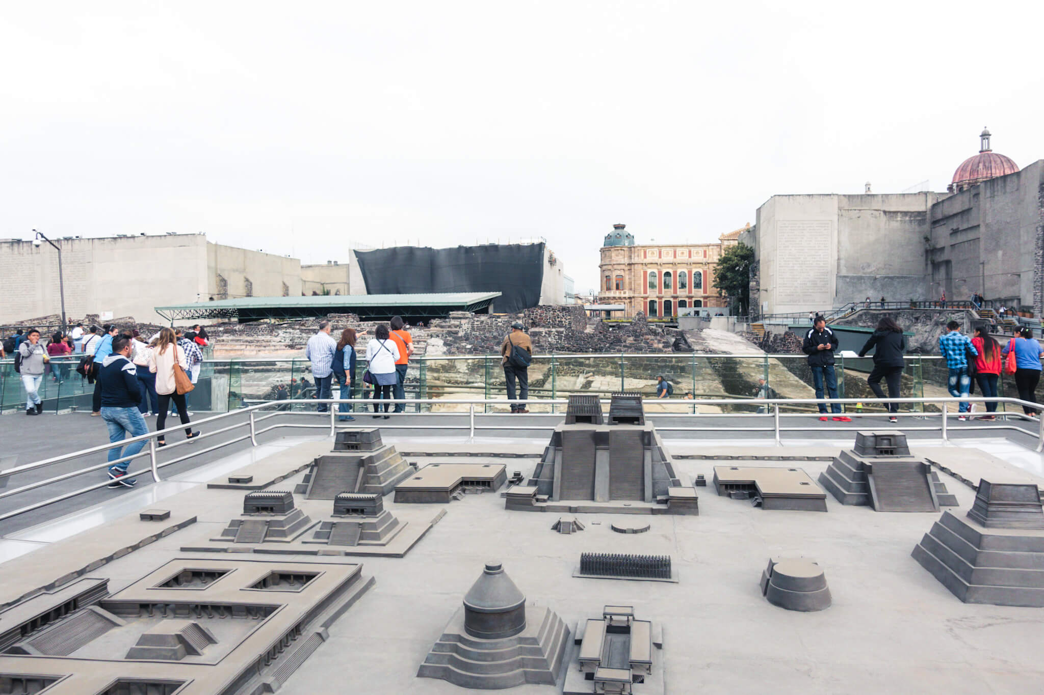 Que Faire à Mexico City ? Templo Mayor